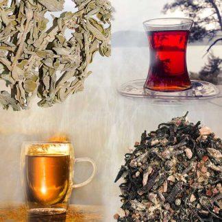 Tee & Süßungsmittel
